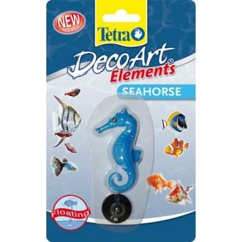 """Tetra / Тетра Deco Art Seahorse искусственная плавающая рыбка """"Морской конек"""""""