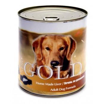 """Nero Gold / Неро Голд для собак """"Печень по-домашнему"""" 0,81 кг"""