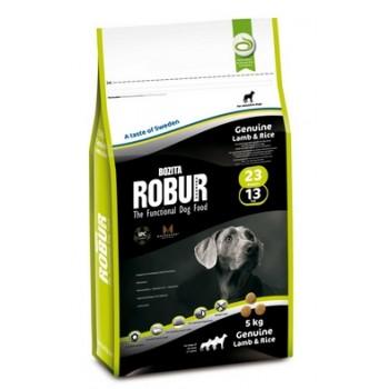 Bozita / Бозита Robur 23/13 сух.корм д/собак с мясом Ягненка 100% 5кг