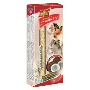 Vitapol / Витапол Smakers с кокосом для грызунов