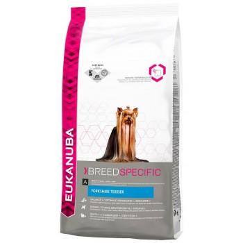 EUKANUBA / Еукануба Dog DNA корм для йорков 2 кг
