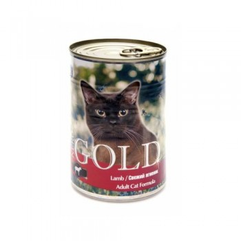 "Nero Gold / Неро Голд для кошек ""Свежий ягненок"" 0,41 кг"