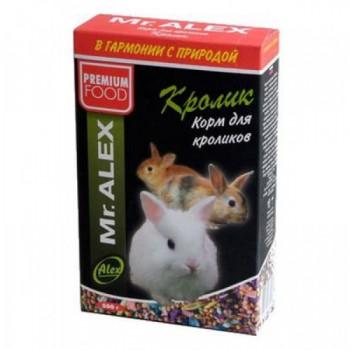 Mr. Alex / Мр. Алекс Basic корм д/кроликов Кролик 500 гр