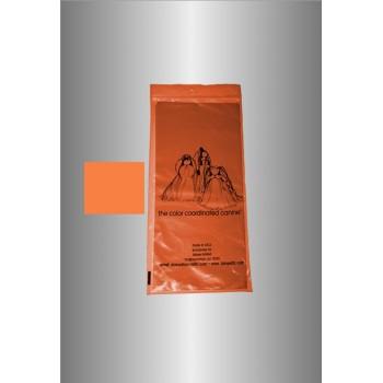 Lainee / Лайни бумага пластиковая длинная оранжевая