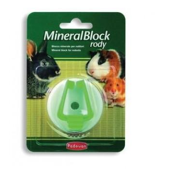 Padovan / Падован Mineralblok Rody минеральный блок д/грызунов 50г
