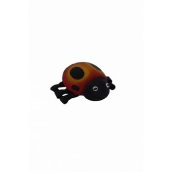 """Papillon / Папиллон Игрушка для собак """"Божья коровка"""", латекс, 16см"""