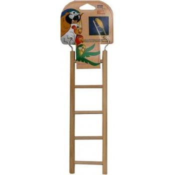 Penn-Plax / Пен-Плакс Игрушка для птиц Лесенка 5 ступеней 24х6,5см (1х12) ВА105
