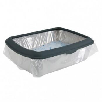 Stefanplast / Стефанпласт Пакеты для туалетов с рамкой № 1, Sprint-10, 10шт. (96315)