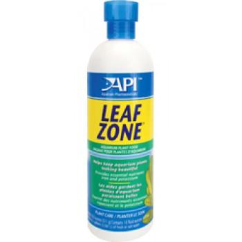 API / АПИ Лайф Зон - Удобрение для аквариумных растений Leaf Zone, 473 ml