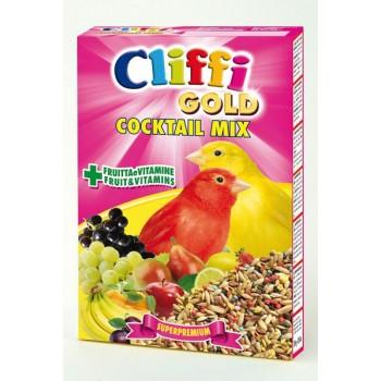 Cliffi / Клиффи Коктейль для Канареек: зерна, злаки, фрукты, овощи PCOA005