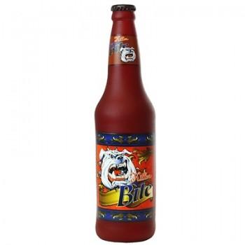 "Silly Squeakers Виниловая игрушка-пищалка для собак Бутылка пива ""Убийственный укус"" (Beer Bottle Killer Bite) SS-BB-KB"