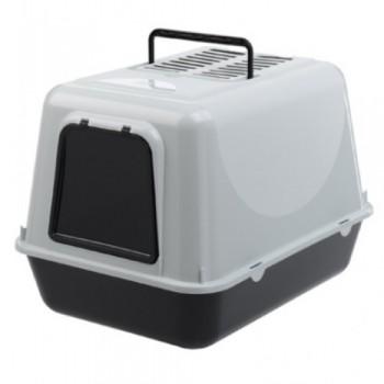 Ferplast / Ферпласт Туалет закрытый PRIMA, с угольным фильтром (PA) 56*43*37/1