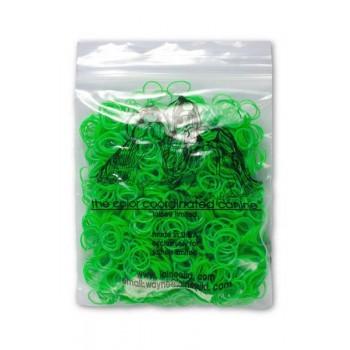 Lainee / Лайни резинки латекс L зеленые 1/2уп