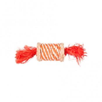 Karlie-Flamingo / Карли Фламинго Игрушка д/грызунов натуральное кукурузное волокно 17 см