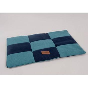 Katsu / Катсу KERN 100х80 см лежак для животных сине-голубой