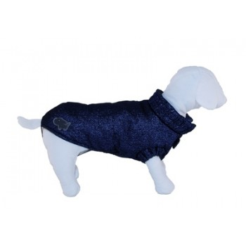 "Ferribiella / Феррибиэлла свитер ""Шик"" (синий) на длину 27 см"