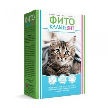 Фитокальцевит для кошек 250гр
