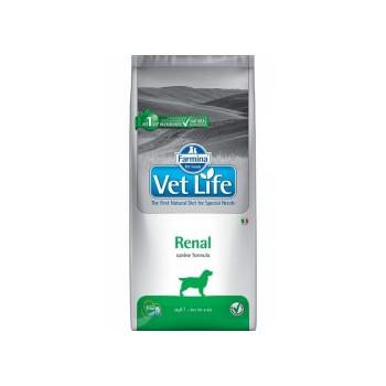 Farmina / Фармина Vet Life RENAL Диета д/собак при заболеваниях почек 12кг (25395)