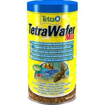 TetraWaferMix / Тетра корм-чипсы для всех донных рыб 1 л