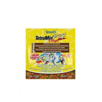 TetraPro / Тетра Color Crisps корм-чипсы для улучшения окраса всех декоративных рыб 12 г (sachet)