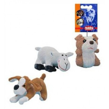 Nobby / Нобби Игрушка для собак Забавные животные 5-7 см 79586