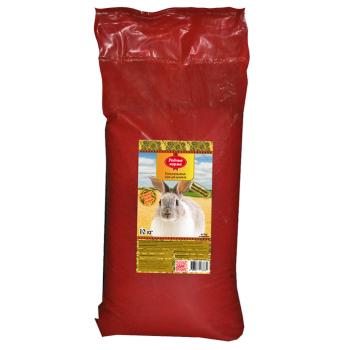 Родный корма для кроликов комбикорм 10 кг 3734