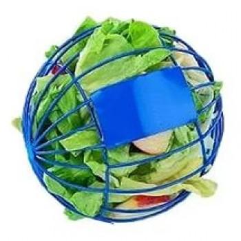 Nobby / Нобби Кормушка-игрушка ШАР металл для сена ,салата(1х6) 81051