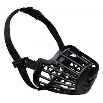 Trixie / Трикси 17606 Намордник размер XL 31см (пластик) черный