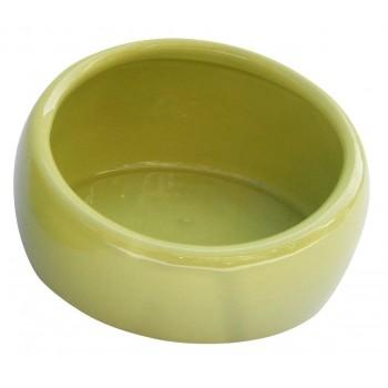 Hagen / Хаген миска керамическая зеленая маленькая 120 мл