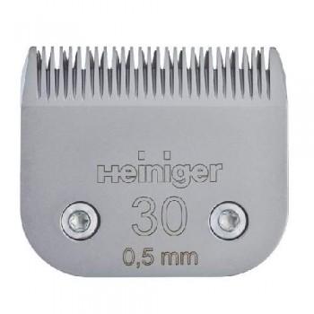 Сменное лезвие Heiniger для кошек и собак 30/0.5 мм
