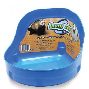 Super Pet Туалет угловой полукругл. д/грызунов, 24,1х28,6х17,8 см 62145