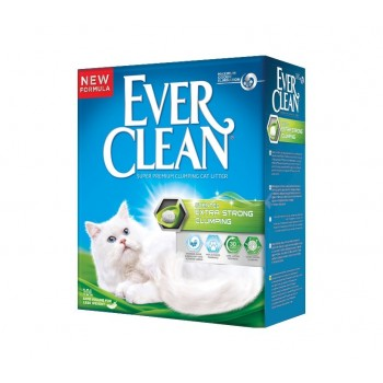Ever Clean Extra Strong Clumping Scented Наполнитель д/кошек с ароматизатором 6кг