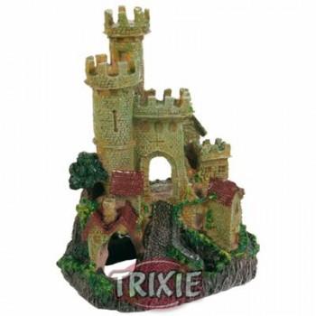 """Trixie / Трикси Грот """"Замок с башнями"""", пластик 17см 8956"""