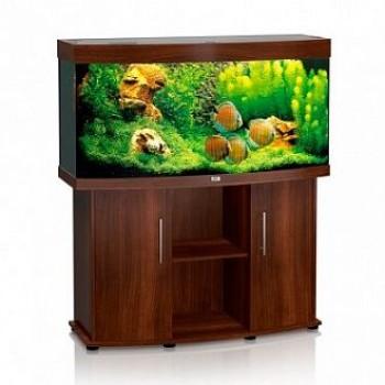 Juwel / Ювель VISION 260 LED аквариум 260л темное дерево (Dark Wood) 121х46х64см 2х29W Фильтр Bioflow L, Нагр300W