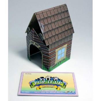 Super Pet Домик д/мелк.грызунов, картон, в ассорт. 60421