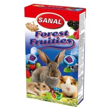 Sanal/Санал д/грызунов с наполнителем из Черники 50гр (7713)