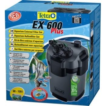 Tetra / Тетра EX 600 Plus внешний фильтр для аквариумов 60-120 л