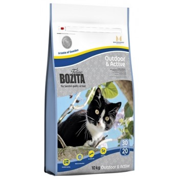 Bozita / Бозита Funktion Outdoor&Active сух.корм д/Активных кошек 10кг