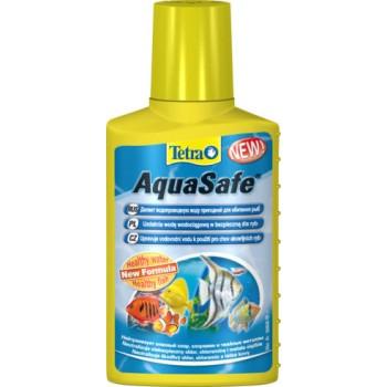 Tetra / Тетра AquaSafe кондиционер для подготовки воды аквариума 50 мл