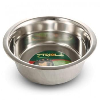 Triol / Триол Миска 1602 металлическая, 0,40л
