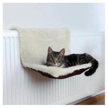 Trixie / Трикси 43141 Гамак д/кошек 45х26х31см бежевый