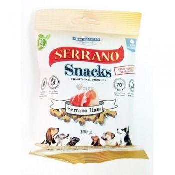 Serrano / Серрано Snacks Лакомство для Собак снеки из Индейки 100 гр