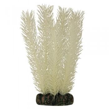 """Jebo / Джебо 13140 Растение светящееся """"Кабомба"""" белая, 100мм"""