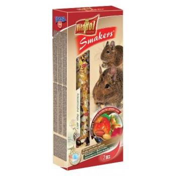 Vitapol / Витапол Smakers с фруктами ,орехами и лепестками роз для дегу