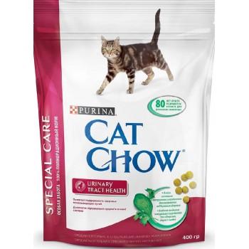"""Cat Chow / Кэт Чоу """"Special Care"""" сухой 400 гр для кошек с Мочекаменной Болезнью"""