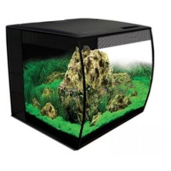 Hagen / Хаген Аквариум Fluval Flex с изогнутым стеклом (34л) черный