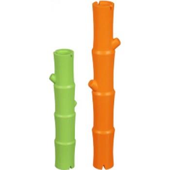 JW Игрушка д/собак - Бамбуковая палочка, каучук, маленькая Lucky Bamboo Stick Small (43043)