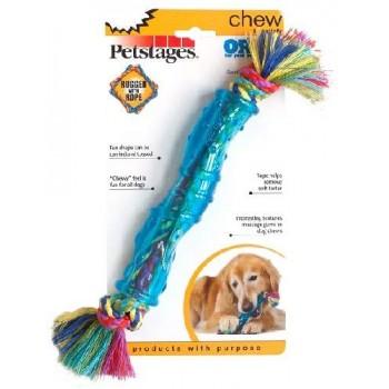 """Petstages / Петстейджес игрушка для собак """"ОРКА палочка"""" 25 см средняя"""