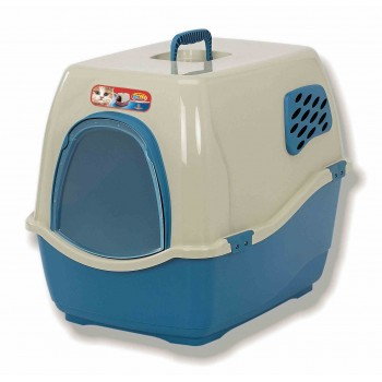 Marchioro / Марчиоро био-туалет BILL 1F 50х40х42h см сине-бежевый