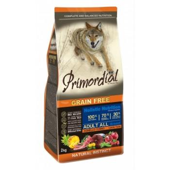 PRIMORDIAL / ПРИМОРДИАЛ Корм сух для собак б/зерн. тунец ягненок 2 кг